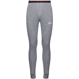 Odlo Active Originals Warm Pants Men grey melange